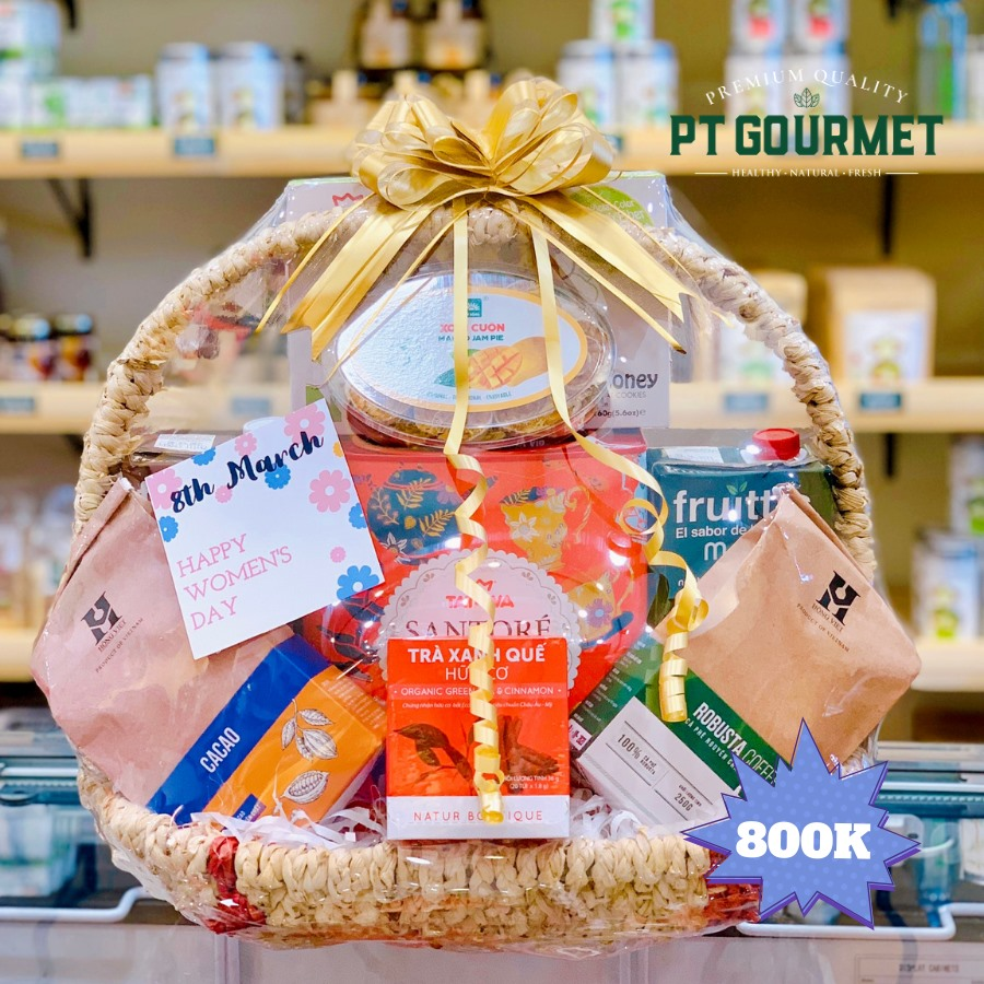 PT Gourmet và những set quà tặng ý nghĩa dành cho một nửa thế giới