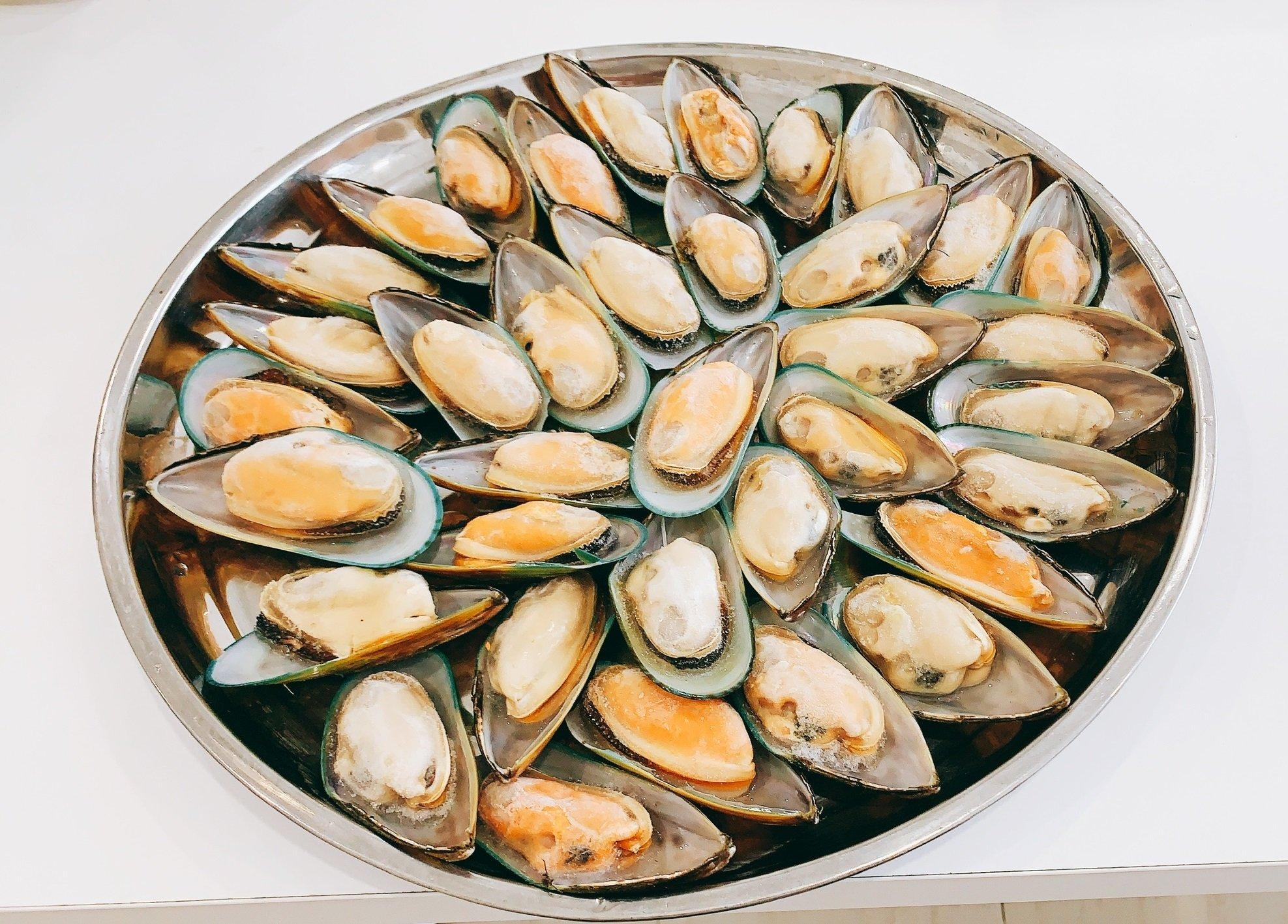 Thịt Nhập lấn sân sang dòng sản phẩm mới với các loại hải sản nhập